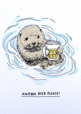 Anotter Beer please