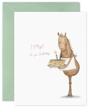 Hay! It's your Birthday