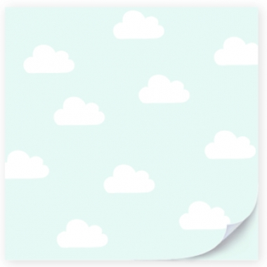 Post it 'Wolken'