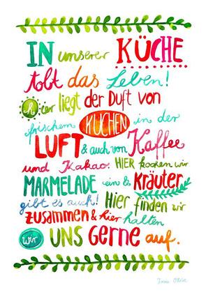 Stunning Poster Für Die Küche Ideas Ideas & Design